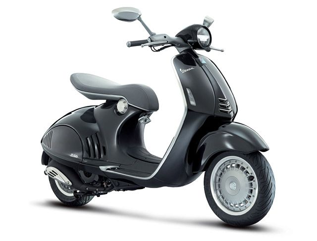 Marvelous  EICMA Vespa Automatic Scooter First Look and Features hot damn