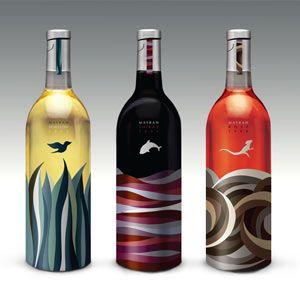 #wine #bottle #design