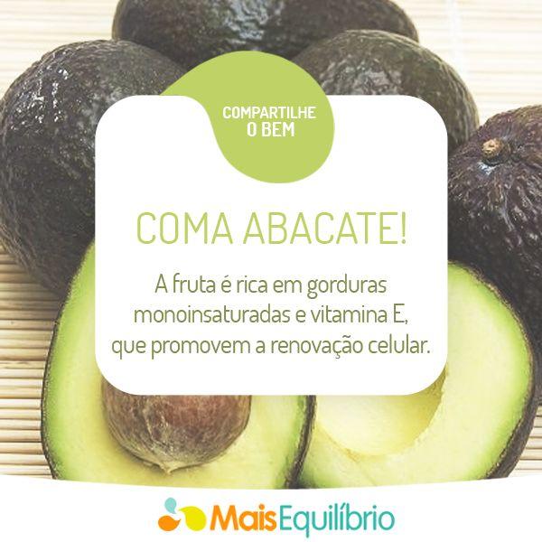 Para a pele seca incorpore mais abacate em sua dieta. Acrescente-o em saladas, smoothies e, até mesmo, sanduíches. http://maisequilibrio.com.br/vitaminas-para-a-beleza-2-1-1-138.html