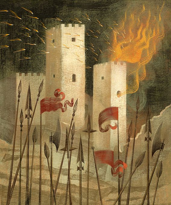 Tristan and Isolde by Anna & Elena Balbusso