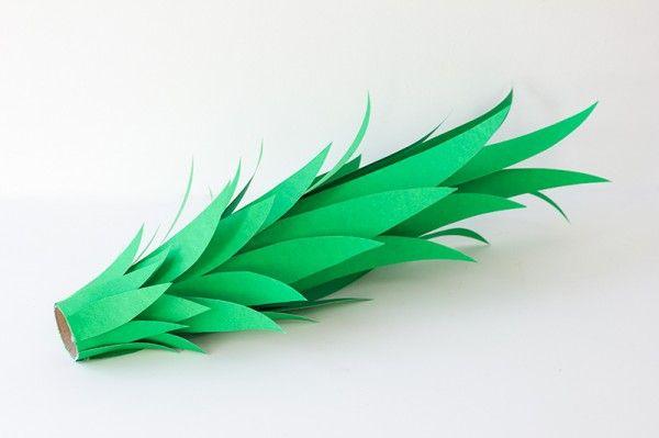 DIY Pineapple Costume Tutorial