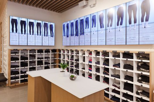 Lululemon Vancouver Flagship Store Opens On Robson (PHOTOS)