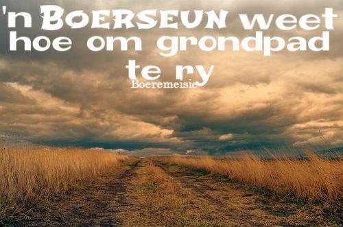 Boeremeisies :)