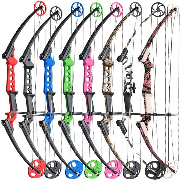 Genesis GenX Youth Compound Bow Only