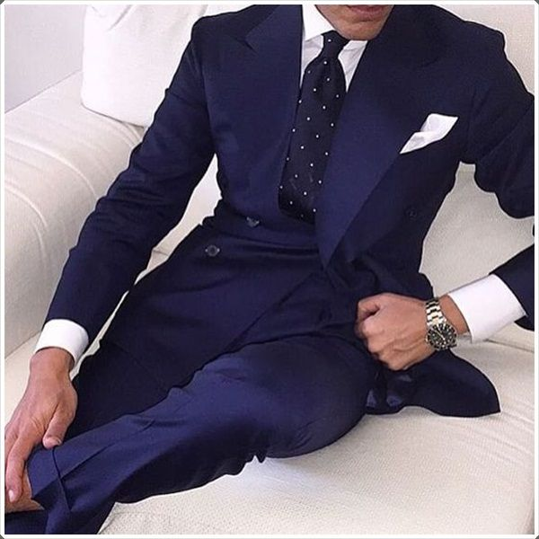 100 Best Blue Men S Suits Combinations To Look More Gorgeous Mens Office