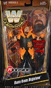 RINGSIDE COLLECTIBLES WWE Toys, Wrestling Action Figures, Jakks Pacific, Classic Superstars Action F: BAM BAM BIGELOW