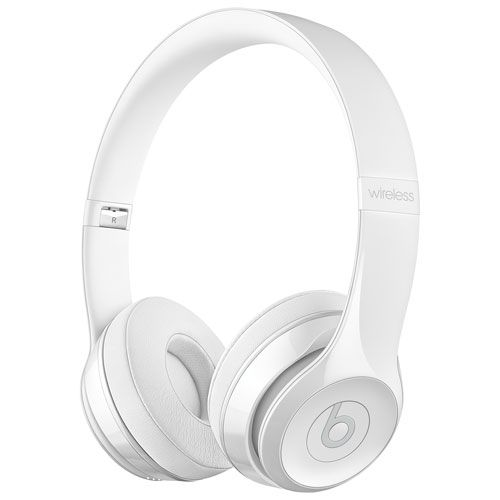 $329 but will come on Groupon Beats by Dr. Dre Solo3 On-Ear Sound Isolating Bluetooth Headphones - Gloss White | Best Buy Canada $329.99