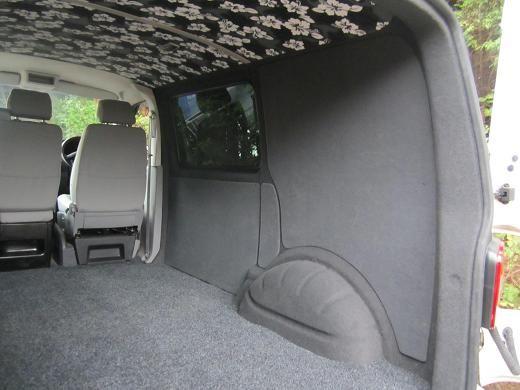 carpet lining - two colours? - VW T4 Forum - VW T5 Forum