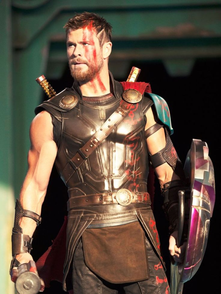 Directed by Taika Waititi.  With Chris Hemsworth, Tom Hiddleston, Cate Blanchett, Mark Ruffalo. Imprisoned, the mighty Thor finds himself in a lethal gladiatorial contest against the Hulk, his former ally. Thor must fight for survival and race against time to prevent the all-powerful Hela from destroying his home and the Asgardian civilization.