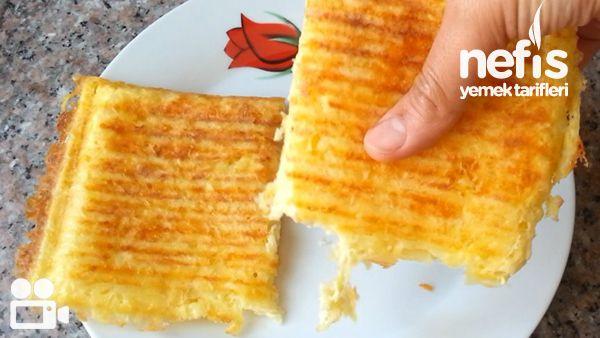 Patates Tost Nasıl Yapılır