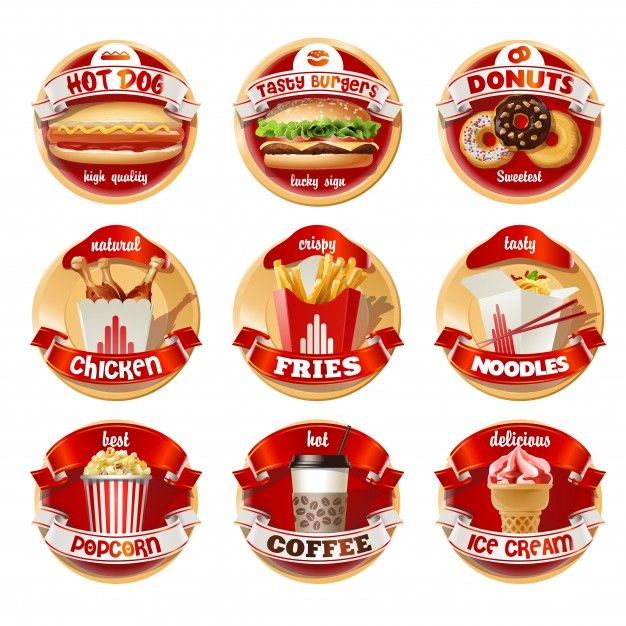 die besten 25 fast food logos ideen auf pinterest zu schnell f r die liebe fastfood. Black Bedroom Furniture Sets. Home Design Ideas