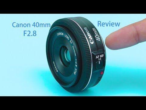 Canon 40mm STM Pancake Lens on sale | Cameras Direct