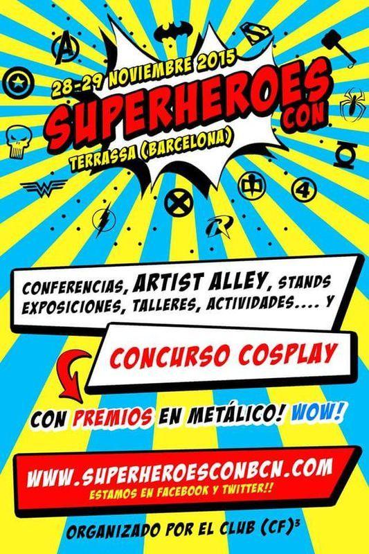 SuperheroesCon