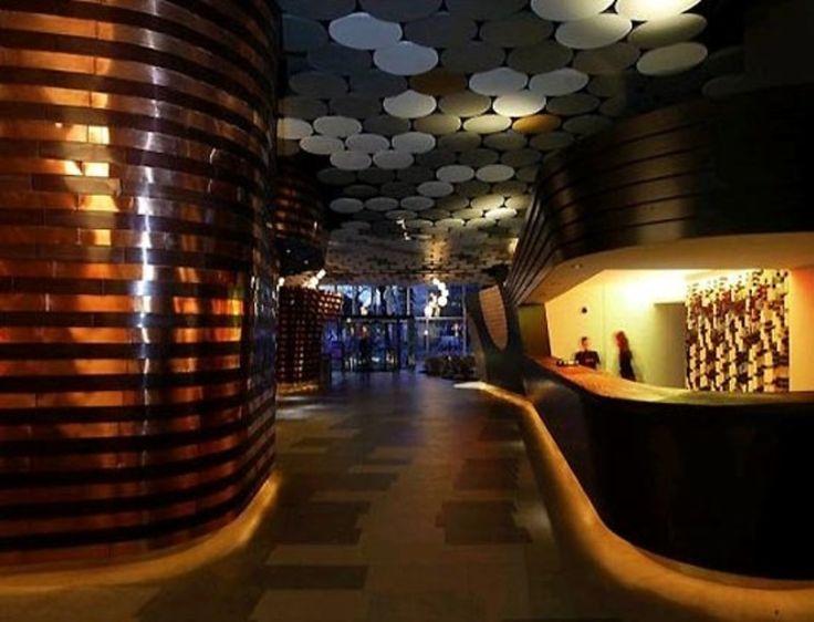 Modern Hotel Lobby Lighting Design 1 Photo 01