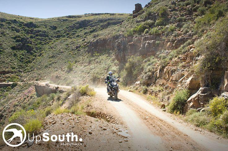 Gannaga Pass - Tankwa Karoo. BMW Motorcycle Tours #bmwmotorrad