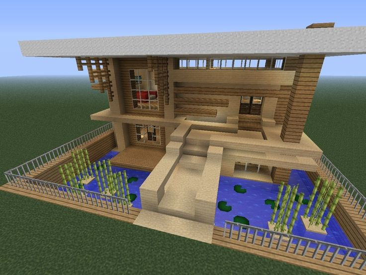 Minecraft Houses Ideas 02                                                                                                                                                                                 More