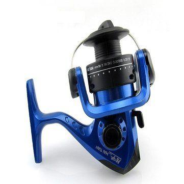 Seaknight HT200 Spinning Fishing Reel Bearings 1BB Gear Ratio 5.2:1 Left/Right Hand Sale - Banggood.com