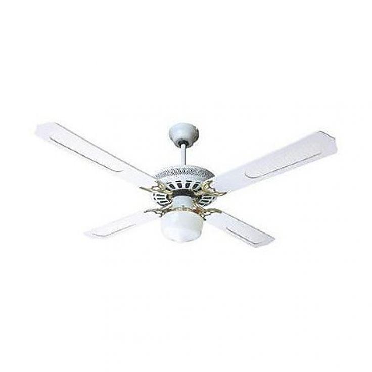 ... Home � zfs-9130b zephir ventilatore a soffitto 130 cm 4 pale bianco