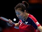 Table Tennis competition begins at ExCeL