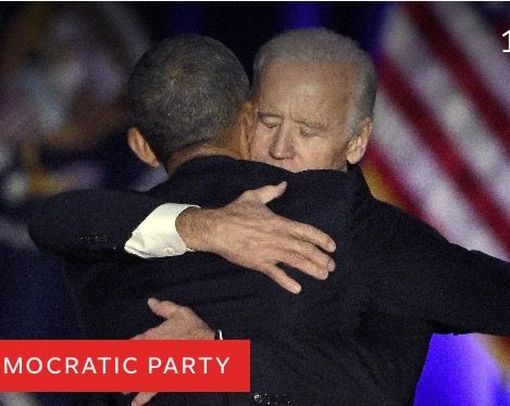 A teary-eyed Joe Biden, Vice President of the United States of America accepted the Presidential Medal of Freedom from President Barack Obama on Thursday, January12, 2017. The Vice President received the medal the highest US civilian honor – at a #ceremony at the White House. President Obama said he was bestowing the honor on Biden for 'faith in your fellow Americans for your love of country and a lifetime of service that will endure through the generations.