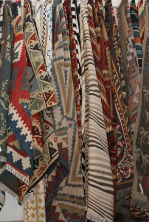 Beautiful #Kilims #Rugs #Persian #Nomadic Rug from #WovenTreasuresRugs