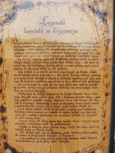 konspekt lekcji - podanie i legenda