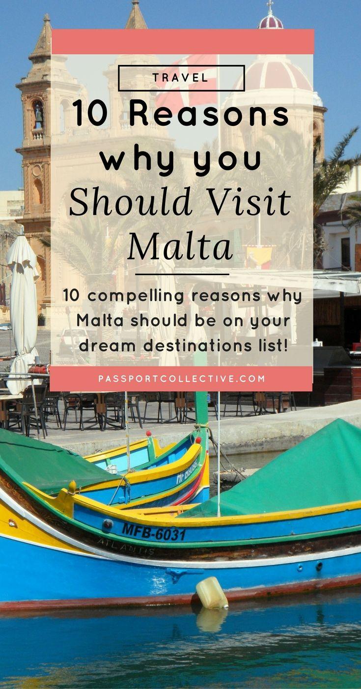 Passport Collective | Malta | Travel Guide | Top 10 Malta | Malta Guide