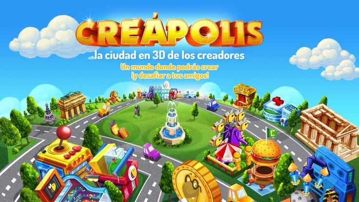 Bienvenidos a Creápolis