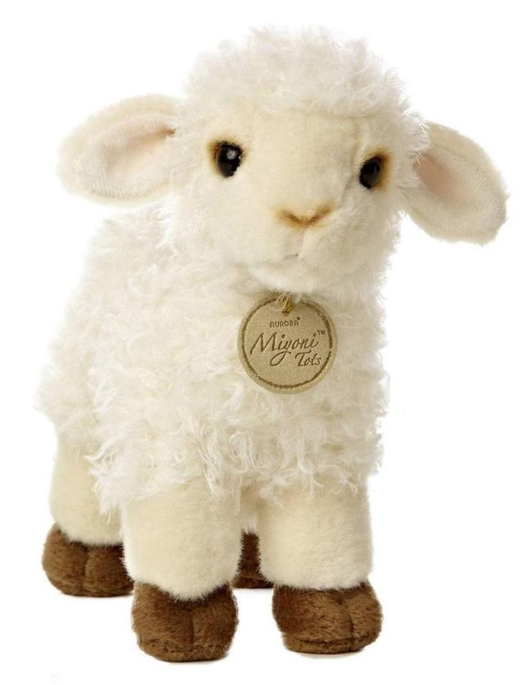 56 best baby gift ideas images on pinterest aurora babies 7 aurora plush baby lamb miyoni stuffed animal toy baby shower gift 26208 aurora negle Image collections