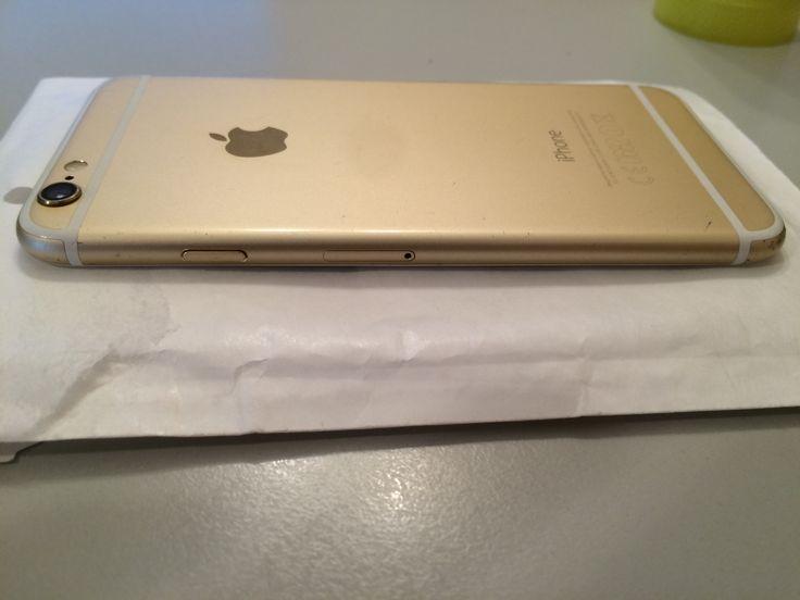 IPhone 6 16gb Gold (ohne Simlock) gebraucht