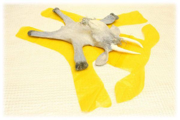 Создаем свою сказку: валяем игрушку «Серенький Козлик» - Ярмарка Мастеров - ручная работа, handmade