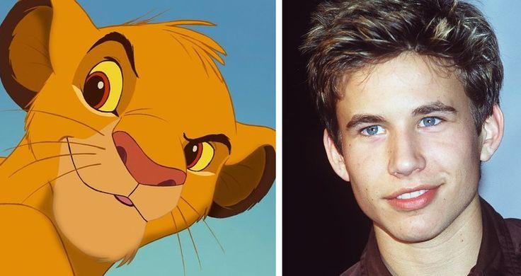 Estos Actores Son En La Vida Real Las Personas Que Hicieron Las Voces De Los Príncipes De Disney. ¡Mira Cómo Se Parecen!