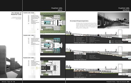 Architecture portfolio 61 62 via flickr portfolio for Best architects websites