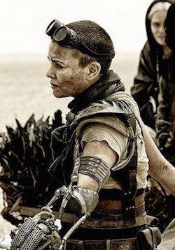 Imperator Furiosa Goggles Cosplay Mad Max Fury Road Steampunk Dieselpunk Burner costume. ◅. ▻