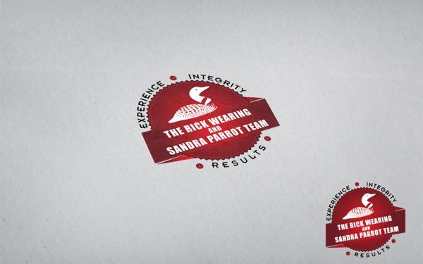 Logo by Cornel Marian Hoza, via Behance