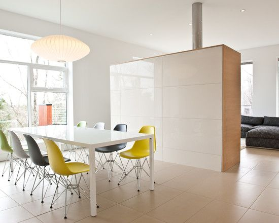 dining by Clear http://www.houzz.com/photos/5371486/Private-Residence-modern-dining-room-ottawa