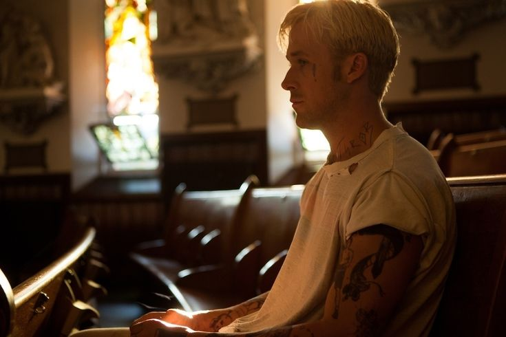 """The Many Tattoos Of Ryan Gosling In """"The Place Beyond The Pines"""""""