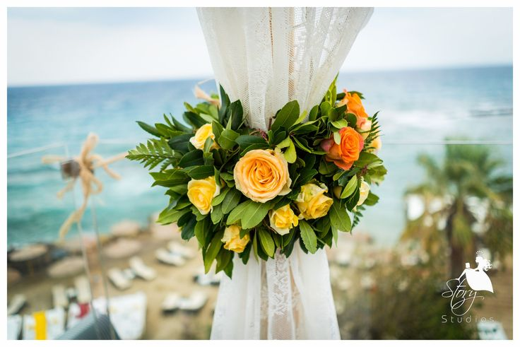 Beautiful orange roses!
