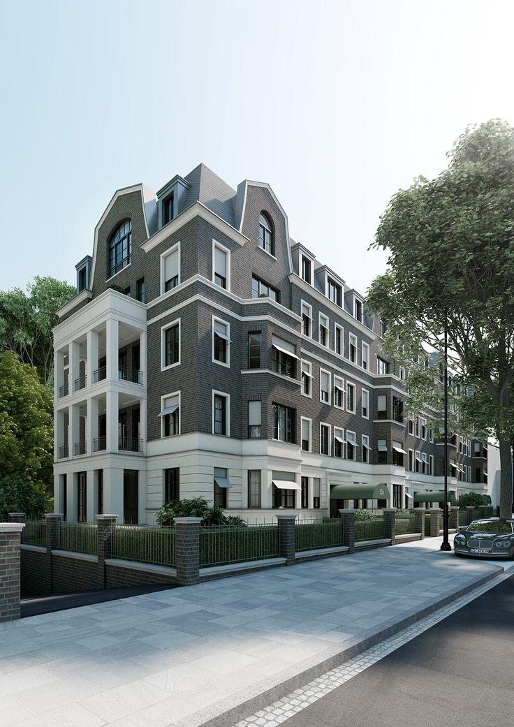 Wohnbebauung mit 15 Einheiten, Düsseldorf