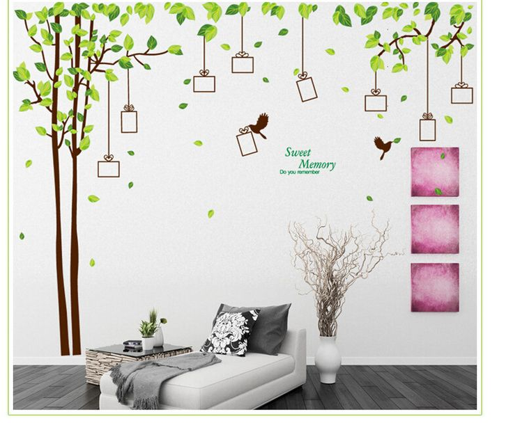 9 Best Wanddecoratie Boom Muurstickers Images On Pinterest