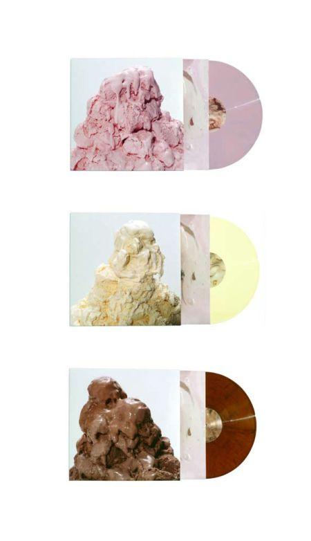 Beton loves Ice Cream | Album Artwork #design