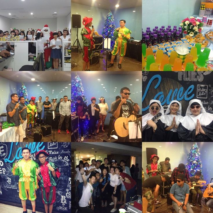 We're jealous of the amazing celebrations at Lowe Indonesia! Lots of rocking around the Christmas tree