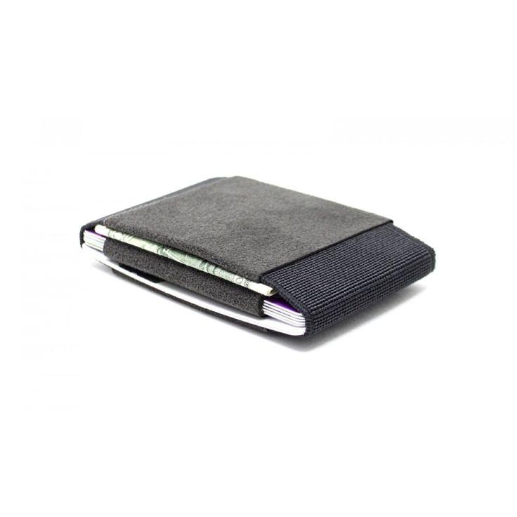 Aura Wallet & Card Holder 'Anthracite'