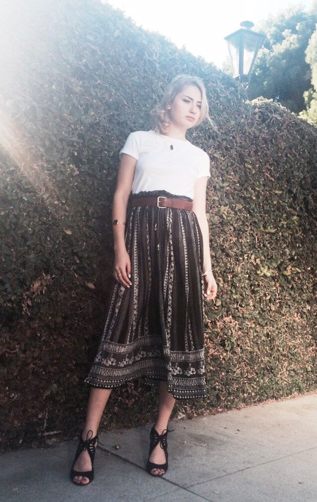 A personal favorite from my Etsy shop https://www.etsy.com/listing/253653257/80s-boho-black-white-soft-indian