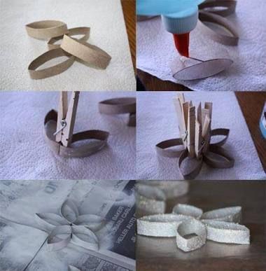 17 best images about manualidades recicladas o no - Manualidades con fieltro para navidad ...