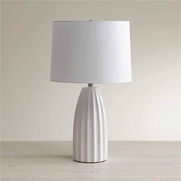Best 25 White Bedside Lamps Ideas On Pinterest