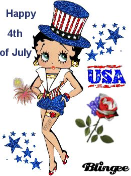 4th of july greeting