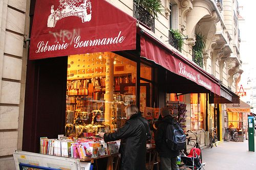 And while in Les Halles a visit to Librairie Gourmande, without fail the best bookshop in the world specialising in cookbooks for any cuisine you can think of.