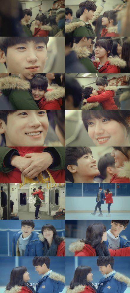 Bike Repair Shop Drops Insanely Cute Hug CF with Nam Ji Hyun and Park Hyung Sik | A Koala's Playground