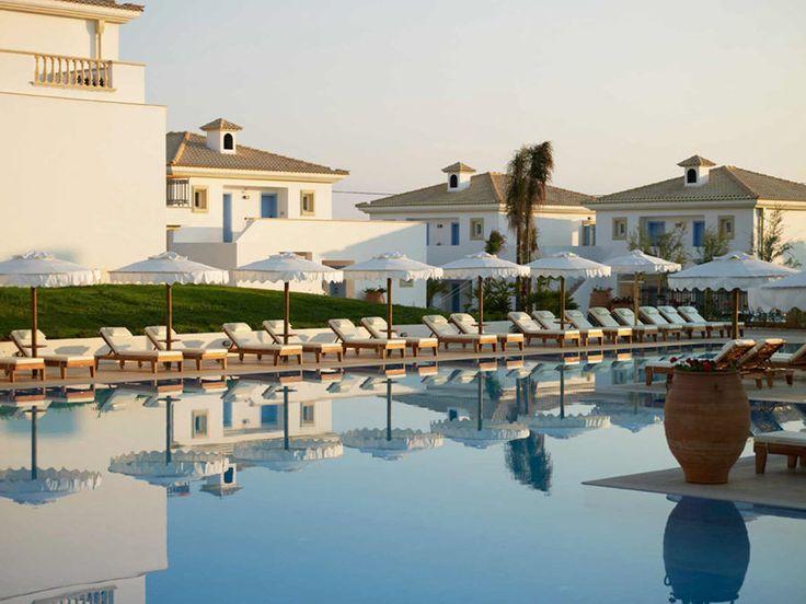 Hôtel Mitsis Laguna Resort et Spa 5* à Anissaras prix promo Voyage pas cher Crète Lastminute à partir 363,00 €